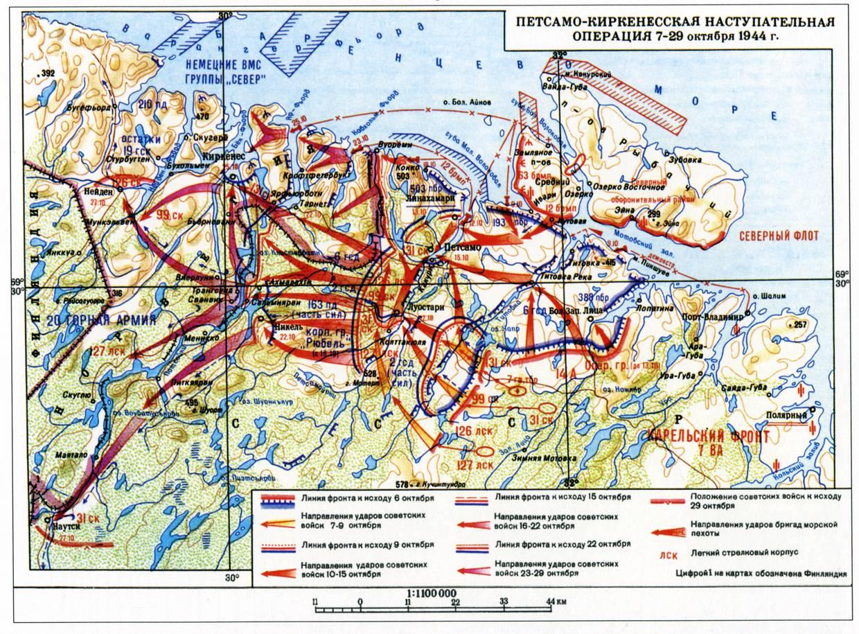 Карта схема беломорск